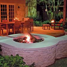 Outdoor Fireplaces And Firepits Outdoor Pits And Fireplaces Bringing Warmth To Outdoor Living
