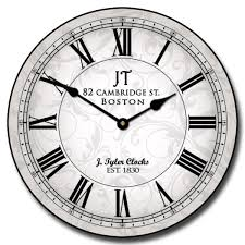 oversized clocks this floral clock with gray undertones gorgeous black and