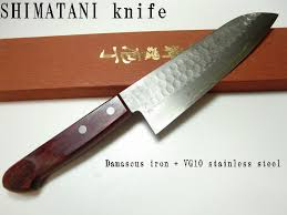 japanese damascus kitchen knives japanese kitchen knife damascus vg10 stainless steel santoku knife