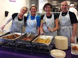 thanksgiving dinner volunteer opportunities volunteer open door mission