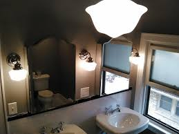 Bathroom Lights With Outlets Bathroom Lighting And Outlets Milwaukee Electrician Locally
