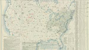 Usa Weather Map by The Black Sunday Dust Storm Of April 14 1935