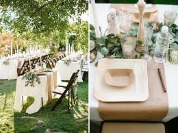 bamboo plates wedding tableware for weddings home decor xshare us