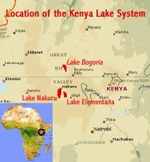 africa map great rift valley rift valley and thomson falls safari adventure alternative