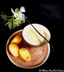 la m馘ecine passe par la cuisine lait chaud à la vanille bleue et chocolat blanc la médecine passe