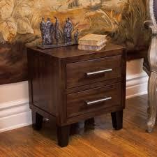 mahogany finish nightstands u0026 bedside tables shop the best deals