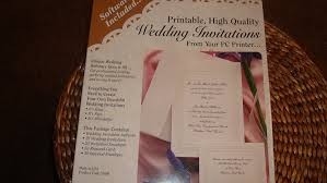 wedding invitation software wedding invitation kit software