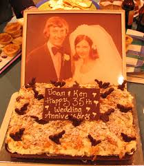 mum and dad u0027s 35th wedding anniversary ryan hellyer