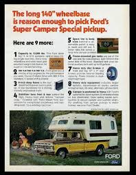Vintage Ford Truck Camper - the ford american road camper restoration article from hell