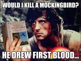 To Kill A Mockingbird Cat Meme - to kill a mockingbird jokes kappit