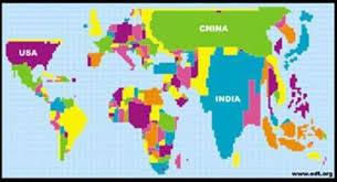 cartogram map maps academics of colorado denver