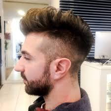 best hair stylist for men women medium haircut