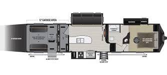 Open Range 5th Wheel Floor Plans Fuzion