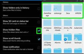 hide files android view hider files in android without root android infotech