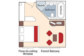 hair salon floor plans amacello river cruise ship amawaterways