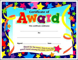 Free Printable Halloween Certificates by Free Printable Certificates And Awards Template Update234 Com