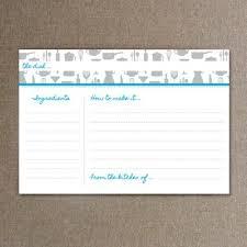 recipe card template u2013 kitchen utensils design u2013 download u0026 print