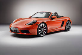 boxster porsche 2003 2017 porsche boxster loses cylinders gains power adds frugality