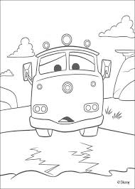 red fire truck coloring pages hellokids