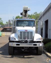 crane 8100d boom truck on 2016 peterbilt 348 crane for sale in
