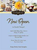 nothing bundt cakes is open in south tampa south tampa chamber