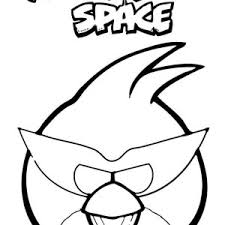 angry birds space member bluebird tired coloring pages batch