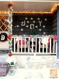 10 christmas door decorations front entry tree trunks and