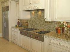 antique white kitchen cabinets of kitchens traditional