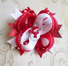 christmas bows for sale sassy christmas hair bow christmas bow grosgrain ribbons layered