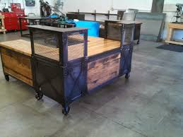 Reception Station Desk by Real Industrial Edge Furniture Llc Industrial Reception Desk