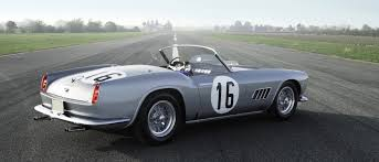 ferrari custom paint le mans raced ferrari 250 gt c type jaguar join sotheby u0027s icons