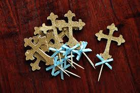 Centerpieces For Baptism For A Boy by Baptism Decorations For Boys Handcrafted In 3 5 Business