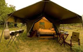Comfortable Camping Lodges U0026 Tented Camps Lodge And Tented Safari Is An Ideal