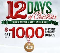 christmas sale sandals resorts 12 days of christmas sale best all inclusive resort