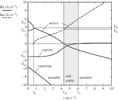 linearized dynamics equations for the balance and steer of a