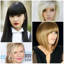 modern hairstyles with bangs u2013 haircuts and hairstyles for 2017