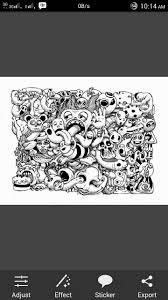 tutorial doodle art picsay pro tutorial cara membuat doodle art androiddevil games app tips