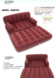 Sofa Bed Air by Aliexpress Com Buy Flocking Pvc Adult Children Inflatable Sofa