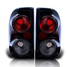 98 dakota tail lights spyder black housing altezza tail lights for dodge dakota 97 01