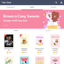 tema line rilakkuma android vinex download 191 tema line official gratis android