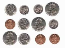 u s coins lesson counting mixed coins youtube