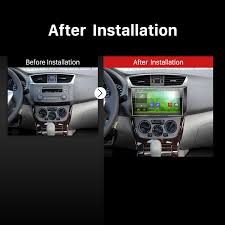 nissan sylphy 2014 the fast way to install a 2012 2013 2014 2015 nissan sylphy car