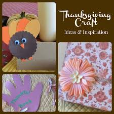 easy thanksgiving craft ideas hillary chybinski november 2015
