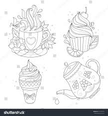 89 ice cream cup coloring pages how to draw ice cream cup