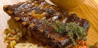 cuisiner travers de porc travers de porc mariné au bordeaux pas cher recette sur cuisine