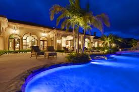 Led Landscape Lighting Reviews by Visual Aquatics The Best In Pool And Spa Lighting