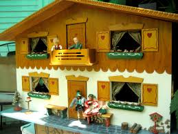 Chalet Style Homes Chalet Dolls Houses By Rebecca Green Dolls U0027 Houses Past U0026 Present