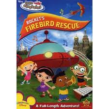disney u0027s einsteins rocket u0027s firebird rescue frame