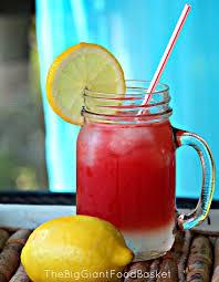 giant drink the big giant food basket watermelon lemonade