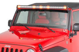 Jeep Led Lights Jeep Led Light Bar Jeep Car Show